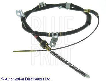 Tirette à câble, frein de stationnement - BLUE PRINT - ADC44659