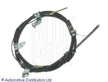 Tirette à câble, frein de stationnement - BLUE PRINT - ADC44661