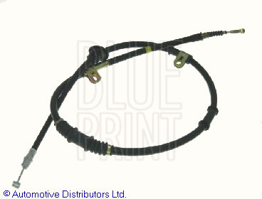 Tirette à câble, frein de stationnement - BLUE PRINT - ADC44670