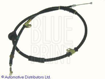 Tirette à câble, frein de stationnement - BLUE PRINT - ADC44674