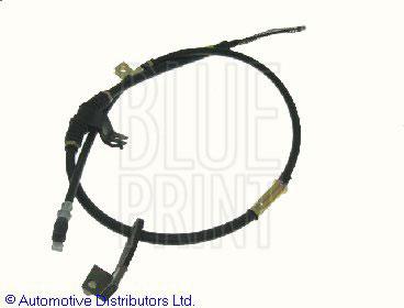 Tirette à câble, frein de stationnement - BLUE PRINT - ADC44687