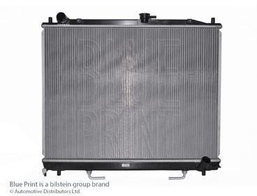 Radiateur, refroidissement du moteur - BLUE PRINT - ADC49850