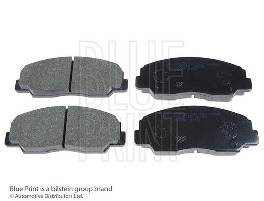 Kit de plaquettes de frein, frein à disque - BLUE PRINT - ADD64210