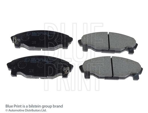 Kit de plaquettes de frein, frein à disque - BLUE PRINT - ADD64220