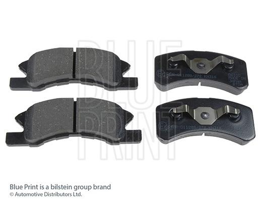 Kit de plaquettes de frein, frein à disque - BLUE PRINT - ADD64232