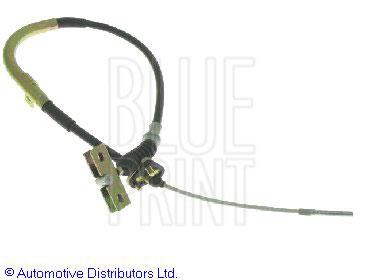 Tirette à câble, frein de stationnement - BLUE PRINT - ADD64622