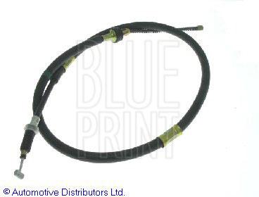 Tirette à câble, frein de stationnement - BLUE PRINT - ADD64629