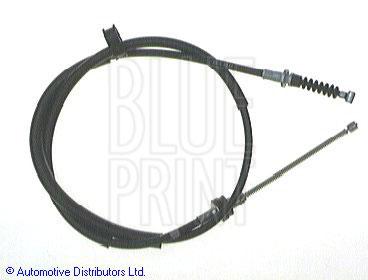 Tirette à câble, frein de stationnement - BLUE PRINT - ADD64635
