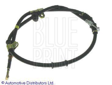 Tirette à câble, frein de stationnement - BLUE PRINT - ADD64651
