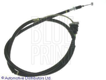 Tirette à câble, frein de stationnement - BLUE PRINT - ADD64653