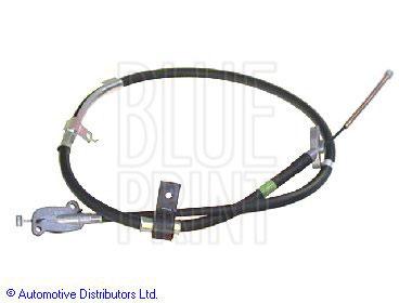 Tirette à câble, frein de stationnement - BLUE PRINT - ADD64654