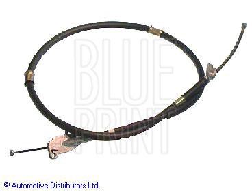 Tirette à câble, frein de stationnement - BLUE PRINT - ADD64664