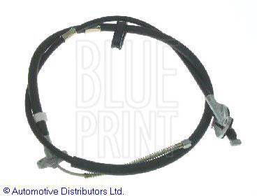 Tirette à câble, frein de stationnement - BLUE PRINT - ADD64668