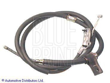 Tirette à câble, frein de stationnement - BLUE PRINT - ADD64673