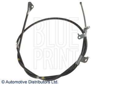 Tirette à câble, frein de stationnement - BLUE PRINT - ADD64685