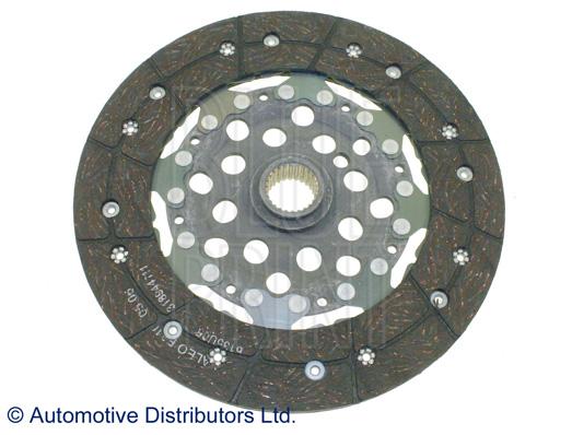 Disque d'embrayage - BLUE PRINT - ADG031102