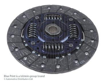 Disque d'embrayage - BLUE PRINT - ADG031129
