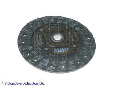 Disque d'embrayage - BLUE PRINT - ADG03188