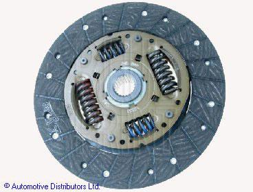 Disque d'embrayage - BLUE PRINT - ADG03189