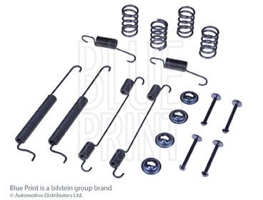Kit d'accessoires, mâchoire de frein - BLUE PRINT - ADG041500
