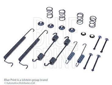 Kit d'accessoires, mâchoire de frein - BLUE PRINT - ADG041501
