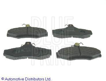 Kit de plaquettes de frein, frein à disque - BLUE PRINT - ADG04212