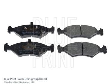 Kit de plaquettes de frein, frein à disque - BLUE PRINT - ADG04238