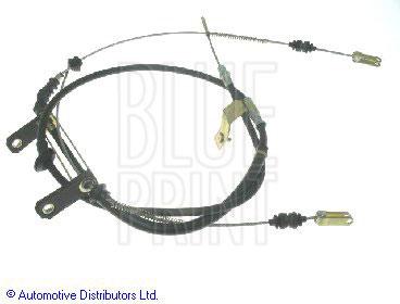 Tirette à câble, frein de stationnement - BLUE PRINT - ADG04606