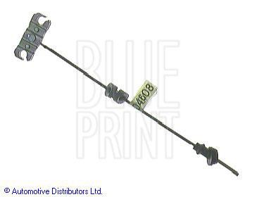 Tirette à câble, frein de stationnement - BLUE PRINT - ADG04608