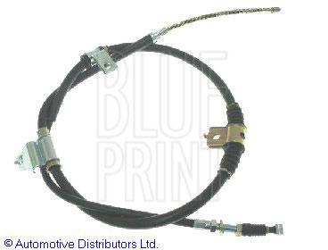 Tirette à câble, frein de stationnement - BLUE PRINT - ADG046104