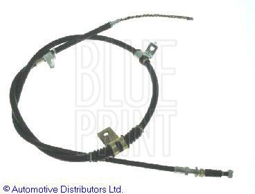 Tirette à câble, frein de stationnement - BLUE PRINT - ADG046108