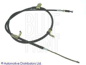 Tirette à câble, frein de stationnement - BLUE PRINT - ADG046109