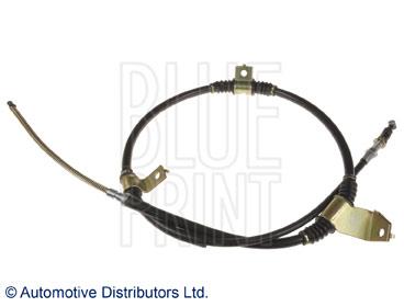 Tirette à câble, frein de stationnement - BLUE PRINT - ADG046111