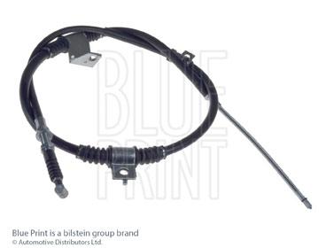 Tirette à câble, frein de stationnement - BLUE PRINT - ADG046112
