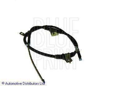 Tirette à câble, frein de stationnement - BLUE PRINT - ADG046113
