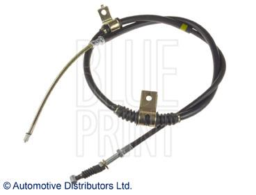 Tirette à câble, frein de stationnement - BLUE PRINT - ADG046117