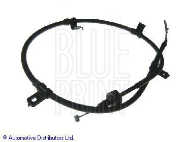 Tirette à câble, frein de stationnement - BLUE PRINT - ADG046127
