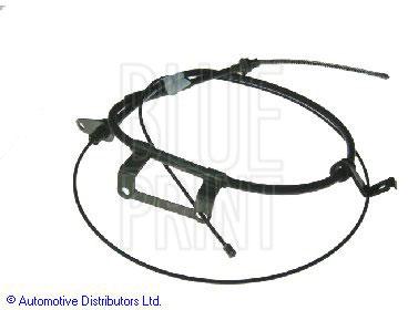 Tirette à câble, frein de stationnement - BLUE PRINT - ADG046132