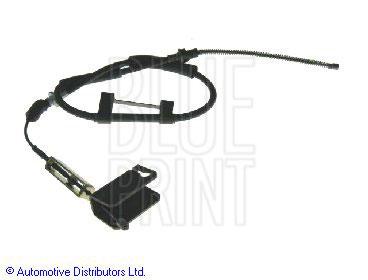 Tirette à câble, frein de stationnement - BLUE PRINT - ADG046133