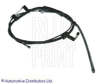 Tirette à câble, frein de stationnement - BLUE PRINT - ADG046138