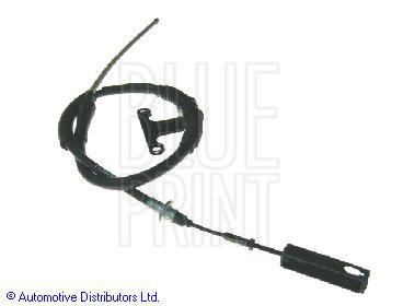 Tirette à câble, frein de stationnement - BLUE PRINT - ADG046140