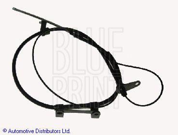 Tirette à câble, frein de stationnement - BLUE PRINT - ADG046144