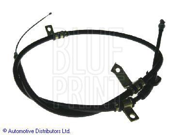 Tirette à câble, frein de stationnement - BLUE PRINT - ADG046148
