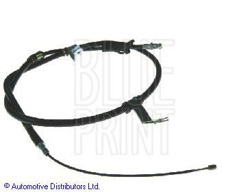 Tirette à câble, frein de stationnement - BLUE PRINT - ADG046149