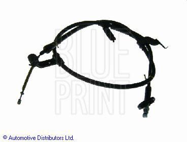 Tirette à câble, frein de stationnement - BLUE PRINT - ADG046152