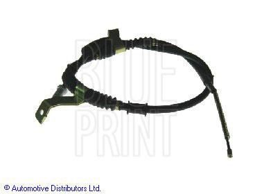 Tirette à câble, frein de stationnement - BLUE PRINT - ADG046154