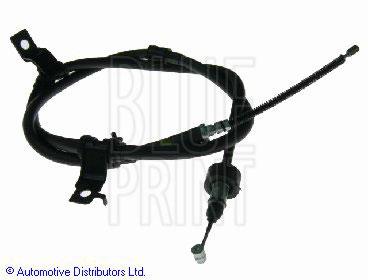Tirette à câble, frein de stationnement - BLUE PRINT - ADG046179
