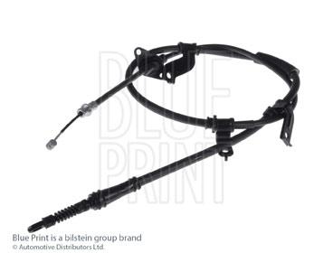 Tirette à câble, frein de stationnement - BLUE PRINT - ADG046187