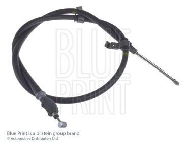 Tirette à câble, frein de stationnement - BLUE PRINT - ADG04622
