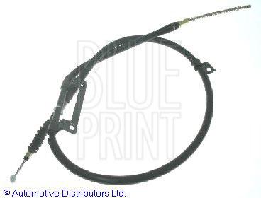 Tirette à câble, frein de stationnement - BLUE PRINT - ADG04625
